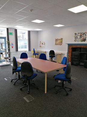 Co-Location Space now available!
