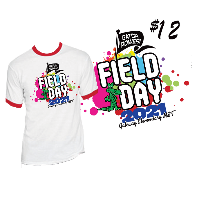 FIELD DAY SHIRTS
