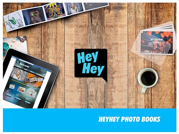 YESSS Berlin | Freelance Konzepter. Concept Creative & Texter. Social Media. HeyHey Photobooks
