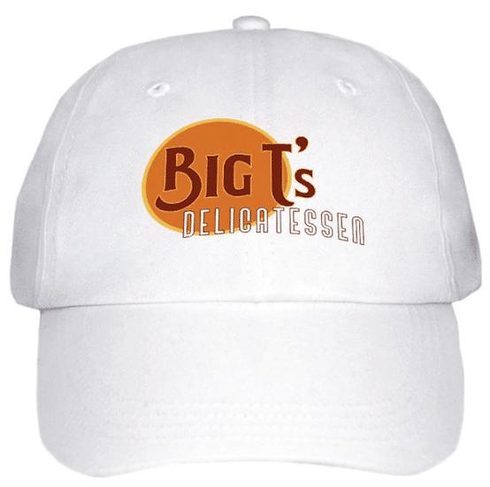 Big T's Deli Baseball Cap - Printed