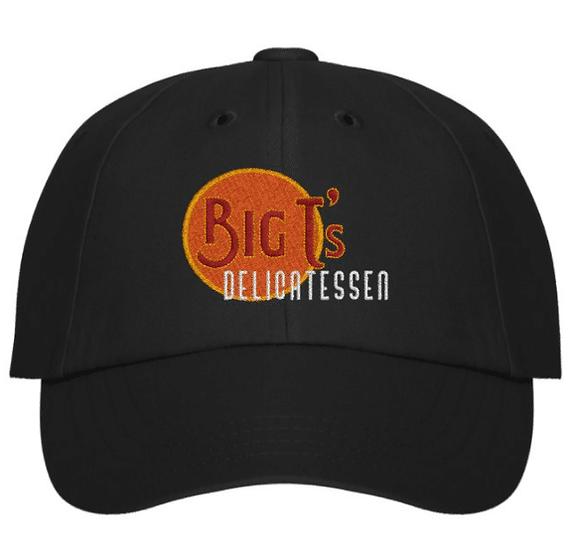 Big T's Deli Baseball Cap - Embroidered