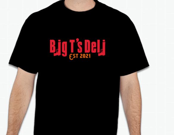 "Limited Edition Big T's Deli ""Sopranos"" Tee"