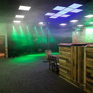 Main Room with lights