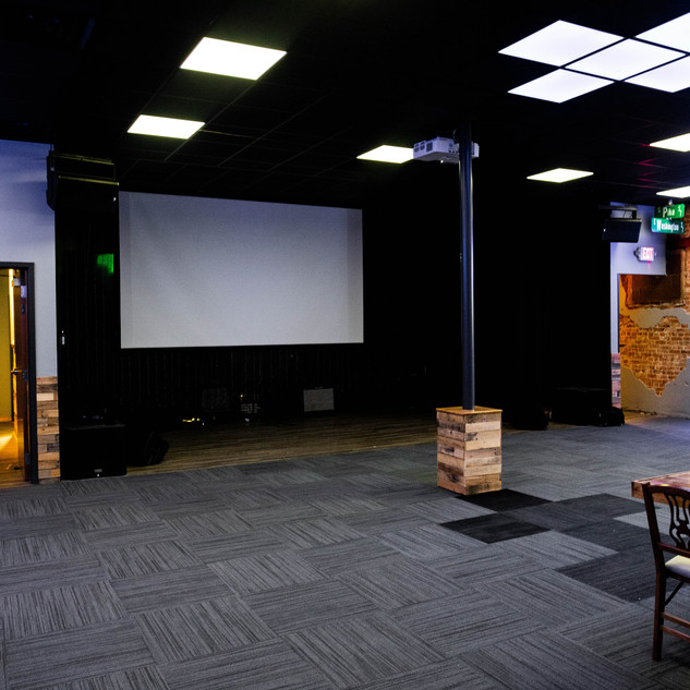 Main Room 4 (Theater Screen)
