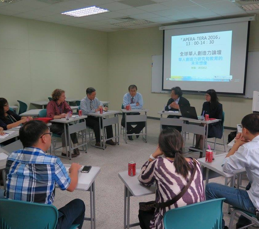 華人創造力研究和教育的未來想像