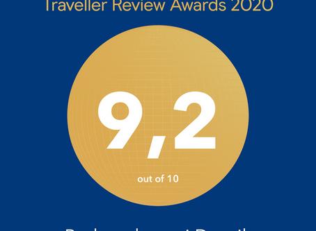 Booking Traveller ReviewAward 2020