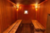 чистая баня недорого для семьи с дровами и вениками