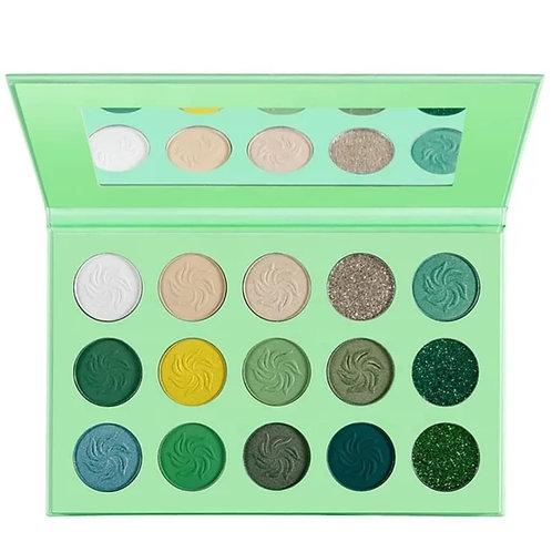 'Avocado Summer' 15 shade eyeshadow palette