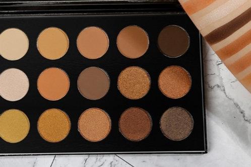 'Naked shades 1' 15 shade eyeshadow palette