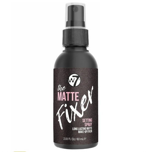 W7 'The Matte Fixer Setting Spray'