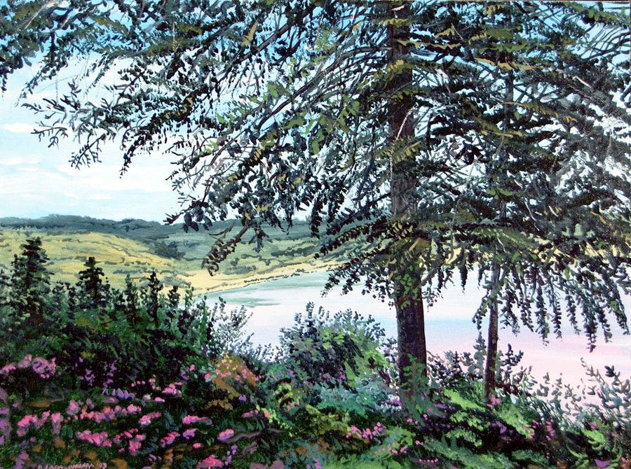 Lake Nemi