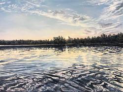 Long Pond Sunrise 2