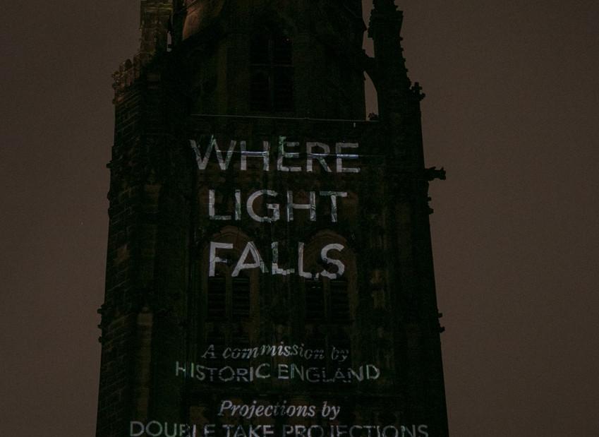 Where Light Falls
