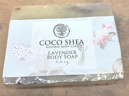 Lavender Body Soap