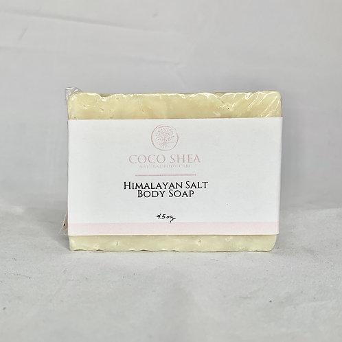 Himalayan Salt Body Soap(Vegan)