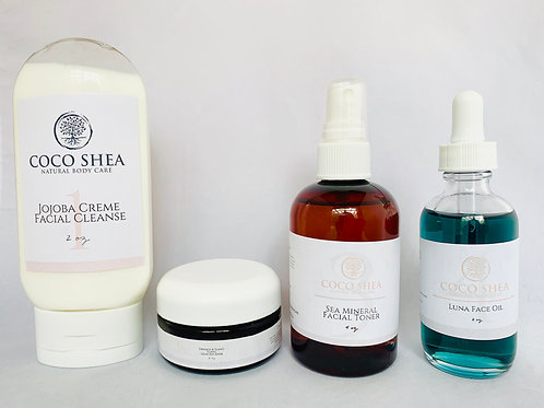 Hydrating Face Care Set