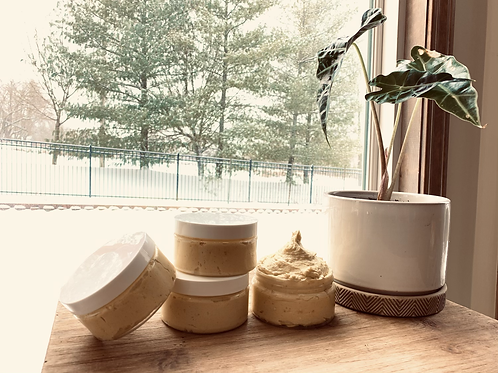 Whipped Shea Butter(Unscented)
