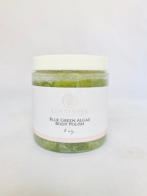 Blue Green Algae Body Polish