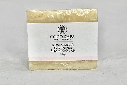 Rosemary & Lavender Shampoo Bar(Vegan)