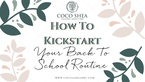 Back To School Skincare Routine