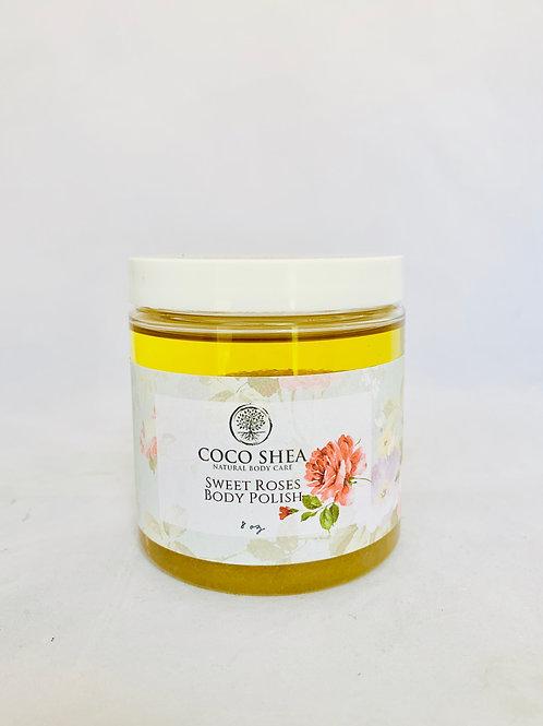 Sweet Roses Body Polish