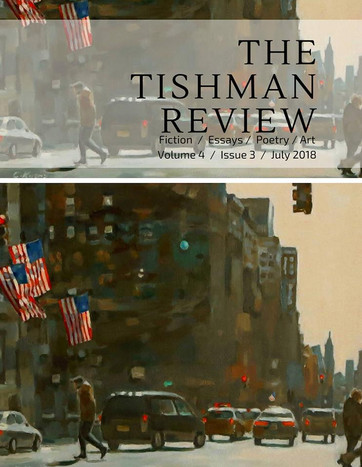 On The The cover of The Tishman Review