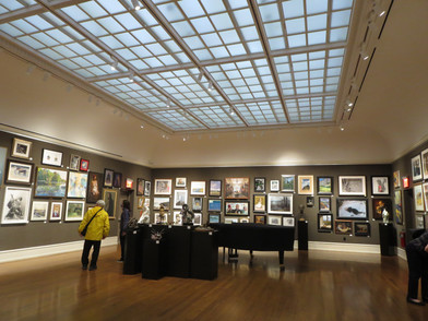 2021 Catharine Lorillard Wolfe Art Club's 124th Annual Open Juried Exhibition