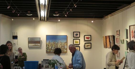 Manayunk-Roxborough Art Center's Member's Series Exhibit