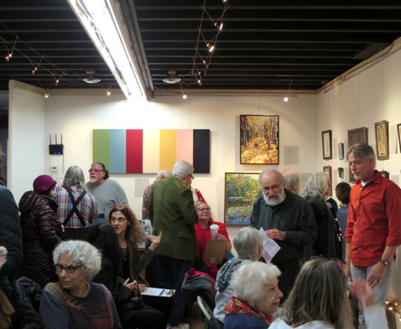 Manayunk-Roxborough Art Center's Ekphrastic Exhibit