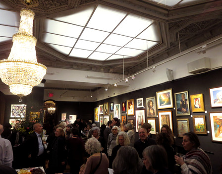 OPENING RECEPTION 2020 CLWAC JURIED EXHI