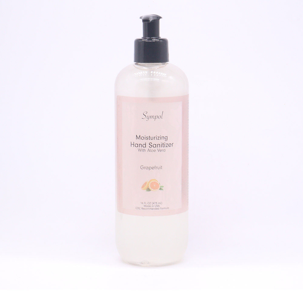 16oz grapefruit hand sanitizer