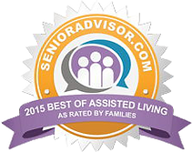 Senior Advisor Assisted Living Award