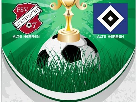 2. Pokalrunde gegen den HSV 1.AH