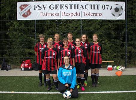 FSV Frauen suchen Spielerinnen!