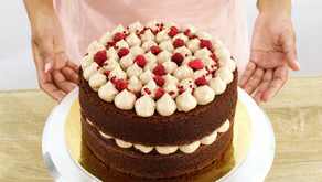 Moist & Decadent Chocolate Cake