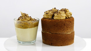 Dalgona Coffee Cake - Recipe & Video
