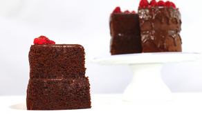 The best chocolate cake you will ever make at home! - Recipe & Video