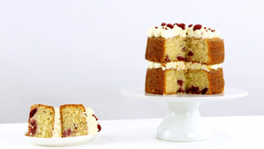 Easy Moist Lemon Cake - Recipe & Video