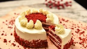 Light & Delicious Red Velvet Cake