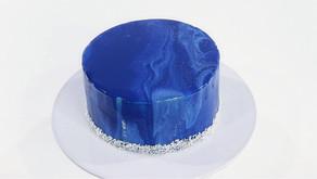 Mirror Glaze Cake - Recipe & Video