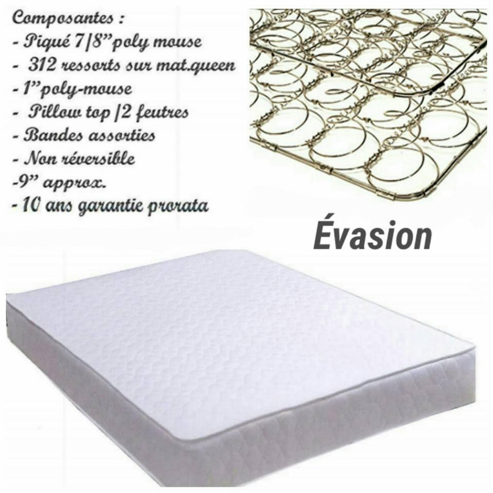 matela evasion