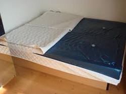 lit d'eau séparé