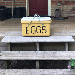 The Spectrum Of Eggs