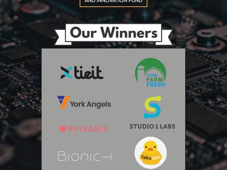 Venture lab - EIF Grant Winners!