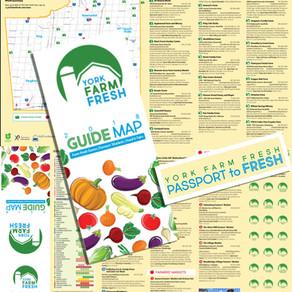 YORK FARM FRESH 2018 GUIDE MAPS