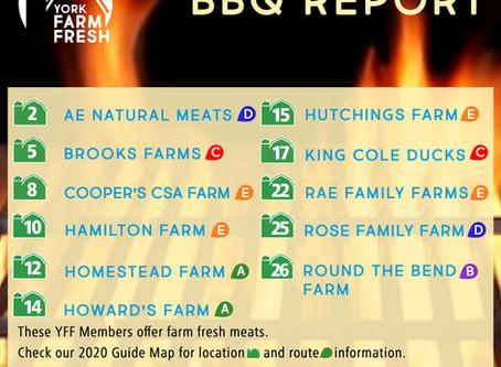BBQ REPORT