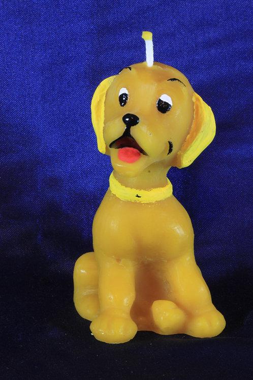 794110060 Hund bemalt