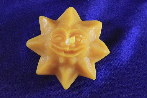8433575 Schwimmkerze Sonne