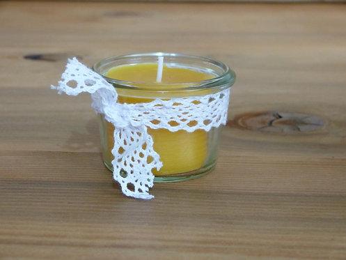 Teelicht Weckglas