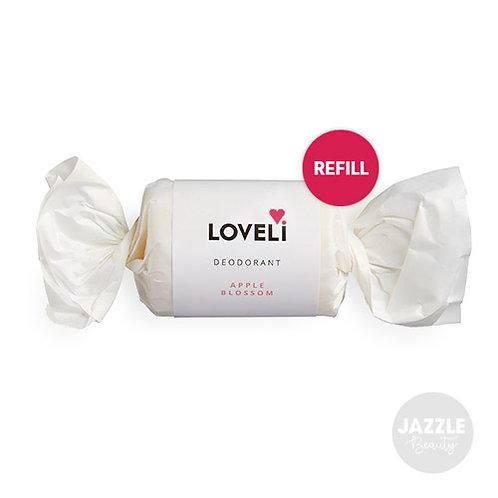 Loveli Deodorant Apple Blossom REFILL
